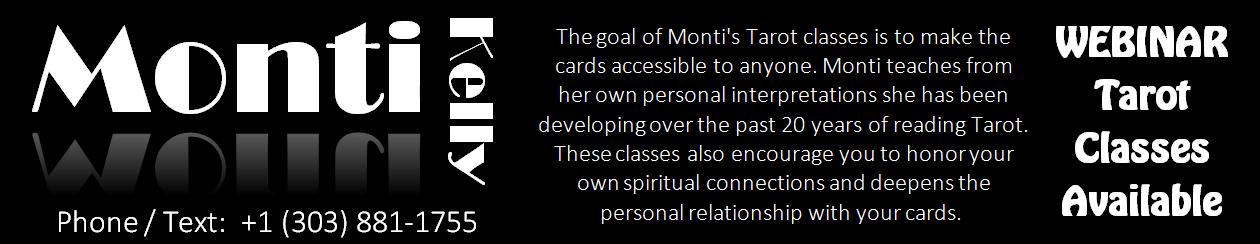 Monti Kelly – Intuitive Tarot