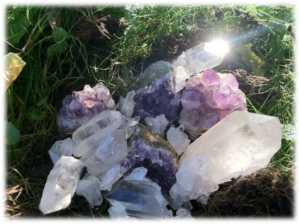 House Blessing Crystals